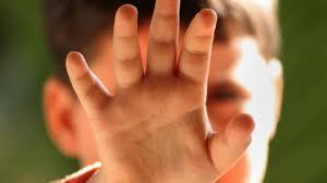 Slachtoffer kindermishandeling